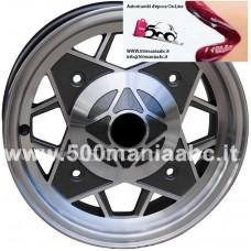 """CERCHI IN LEGA  4,5 J X 12"""" -FIAT 500"""